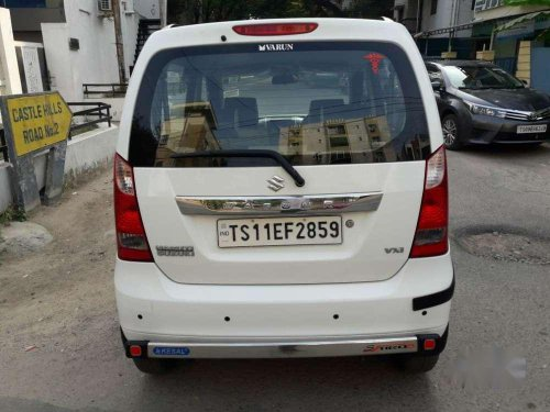 Used Maruti Suzuki Wagon R 2015 MT for sale in Hyderabad -2