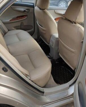Used 2009 Toyota Corolla Altis MT for sale in New Delhi