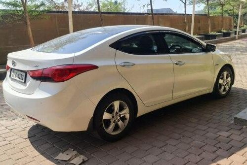Used 2014 Hyundai Elantra AT for sale in Mumbai