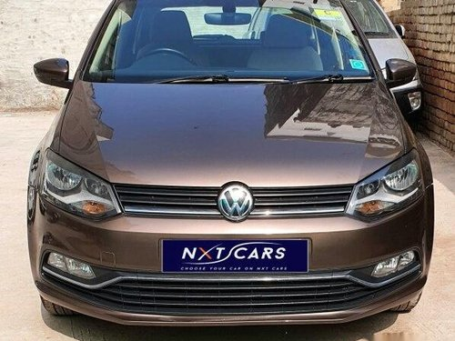 Used Volkswagen Polo 2016 MT for sale in Ghaziabad