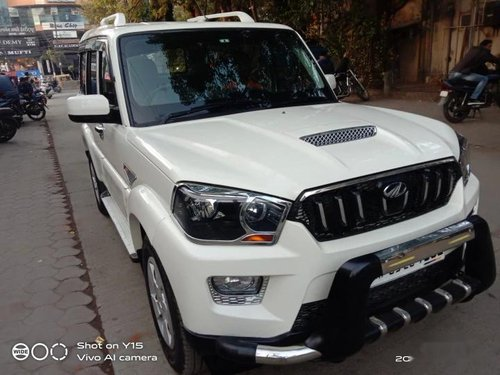 Used Mahindra Scorpio 1.99 S4 2016 MT for sale in Indore
