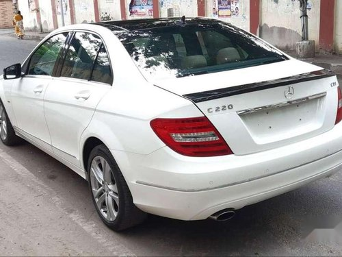 Used Mercedes Benz C-Class 2013 AT for sale in Chennai