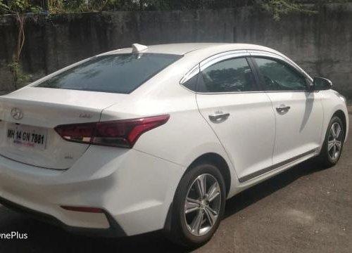 Used Hyundai Verna 2017 AT for sale in Pune