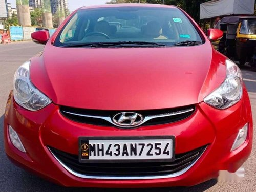 Used 2013 Hyundai Elantra MT for sale in Mumbai -3