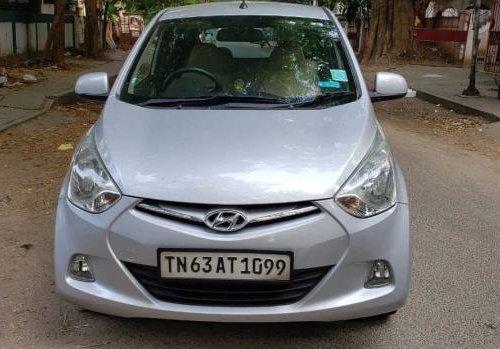 Used Hyundai Eon Sportz 2015 MT for sale in Chennai
