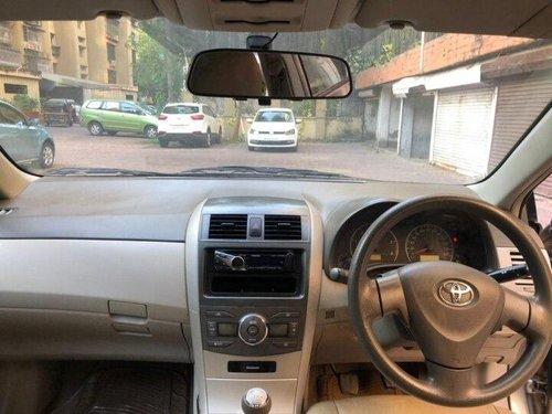 Used 2011 Toyota Corolla Altis MT for sale in Mumbai