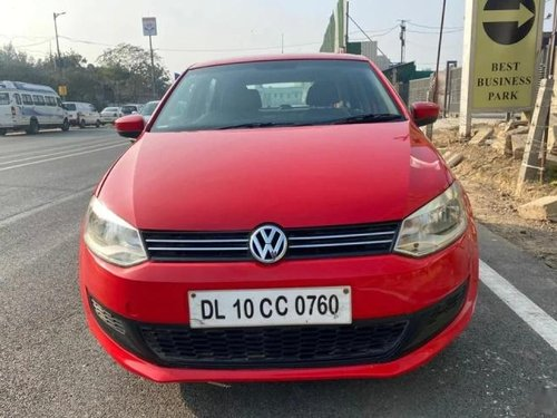 Used Volkswagen Polo 2011 MT for sale in New Delhi
