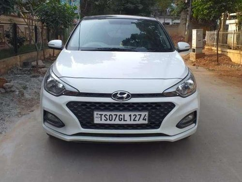Used 2018 Hyundai i20 Asta MT for sale in Hyderabad