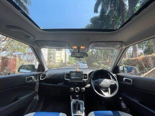 Used Hyundai Venue 2019 AT for sale in Mumbai