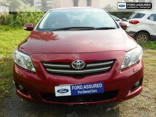 Used 2010 Toyota Corolla Altis AT for sale in Chennai