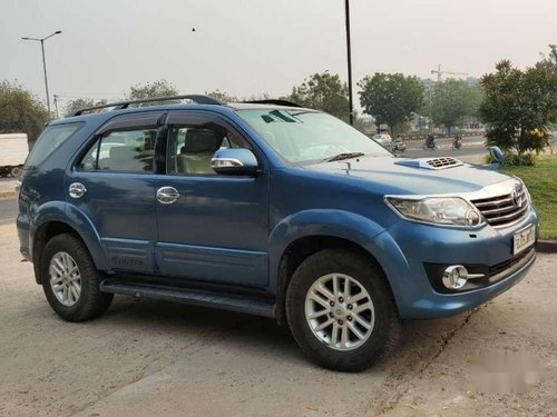 Used Toyota Fortuner 2012 MT for sale in Ahmedabad