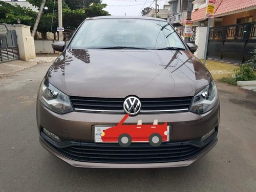 Used 2019 Volkswagen Polo MT for sale in Coimbatore