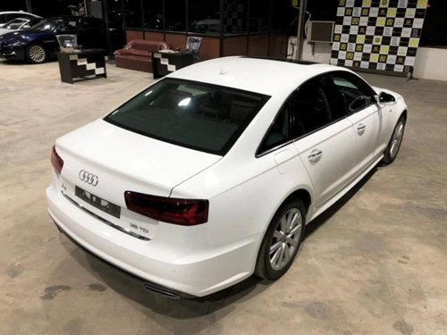 Used 2016 Audi A6 AT for sale in Hyderabad