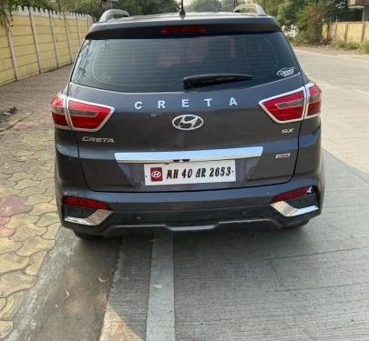 Used Hyundai Creta 2015 MT for sale in Nagpur