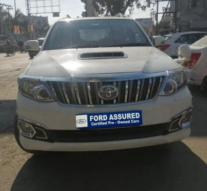 Used Toyota Fortuner 2013 MT for sale in Rudrapur