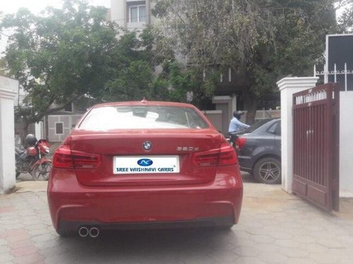 Used BMW 3 Series 320d M Sport 2016 AT in Coimbatore