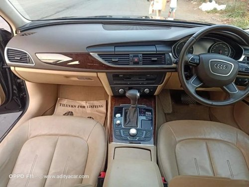 Used 2014 Audi A6 AT for sale in Mumbai