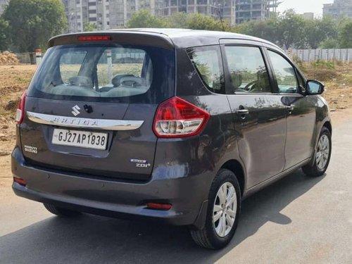 Used 2015 Maruti Suzuki Ertiga MT for sale in Ahmedabad
