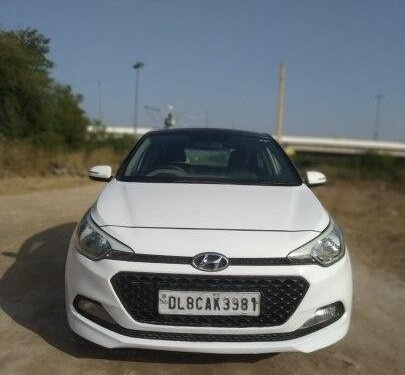 Used Hyundai i20 1.2 Sportz 2015 MT for sale in New Delhi