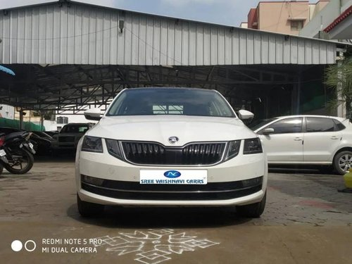 Skoda Octavia 2.0 TDI AT L K 2018 AT for sale in Coimbatore -8