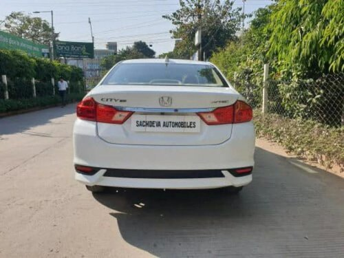 Used 2017 Honda City AT for sale in Indore