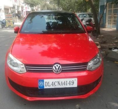 Used Volkswagen Polo 2010 MT for sale in New Delhi