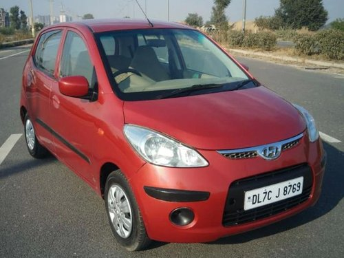 Used Hyundai i10 2010 MT for sale in Faridabad