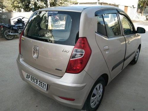 Used Hyundai i10 2010 MT for sale in Hyderabad