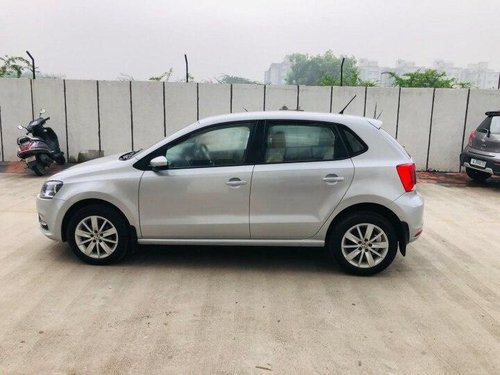 Used 2016 Volkswagen Polo MT for sale in Surat