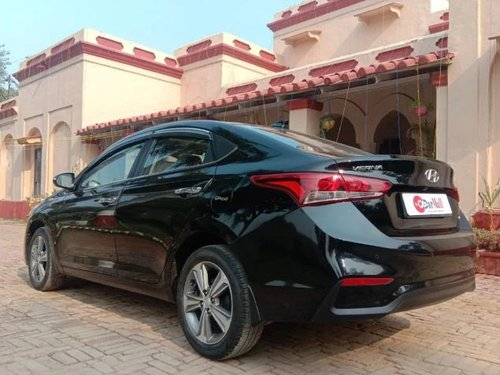 Used 2018 Hyundai Verna MT for sale in Agra