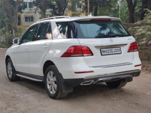 Used Mercedes Benz GLE 2016 AT for sale in Mumbai