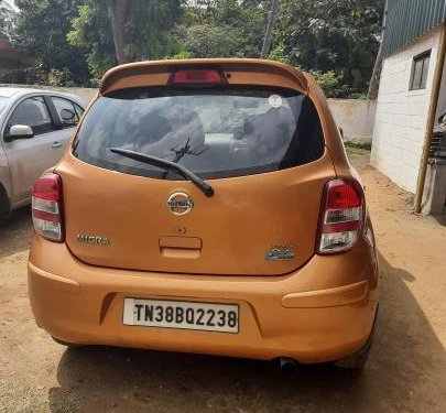 Used Nissan Micra 2012 MT for sale in Coimbatore
