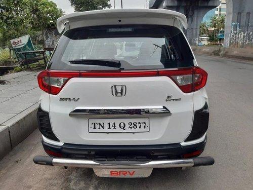 Used Honda BR-V i-VTEC V CVT 2018 AT for sale in Chennai