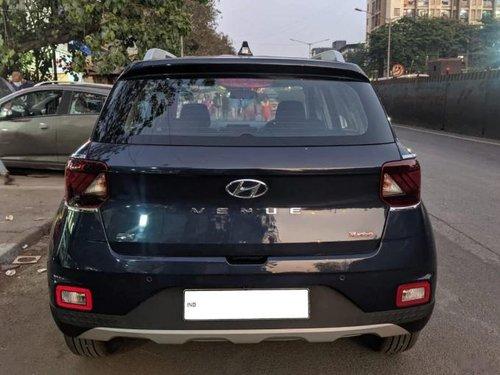 Used 2020 Hyundai Venue MT for sale in Mumbai