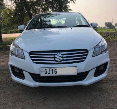 Used Maruti Suzuki Ciaz 2017 MT for sale in Surat