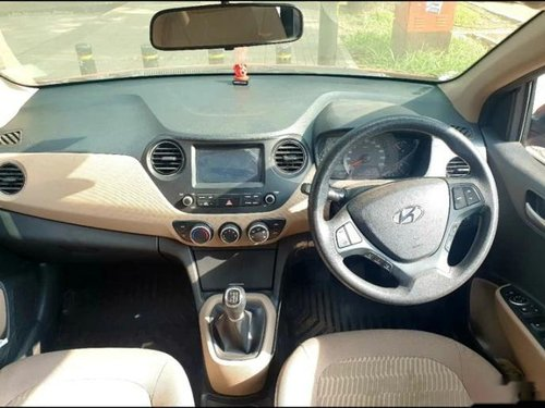 Used 2017 Hyundai Xcent MT for sale in Pune