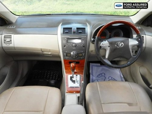 Used 2010 Toyota Corolla Altis AT for sale in Chennai -2