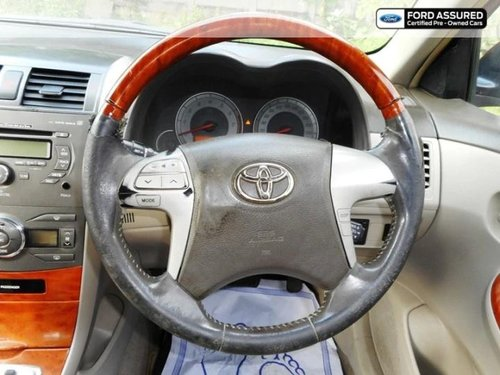 Used 2010 Toyota Corolla Altis AT for sale in Chennai -1