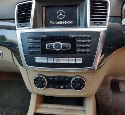 Used Mercedes Benz M Class ML 250 CDI 2013 AT in Mumbai -11