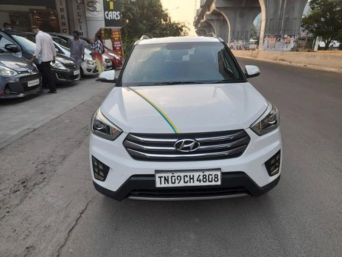 Used 2017 Hyundai Creta AT for sale in Chennai