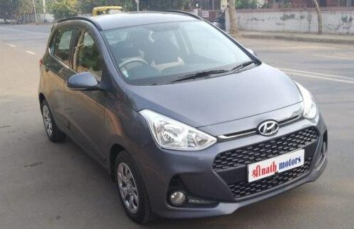 Used 2019 Hyundai Grand i10 MT for sale in Ahmedabad
