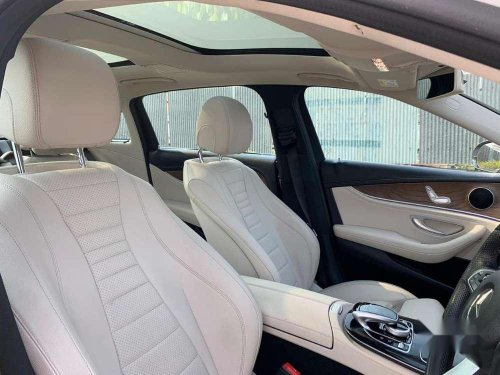 Used 2017 Mercedes Benz E Class AT for sale in Mumbai