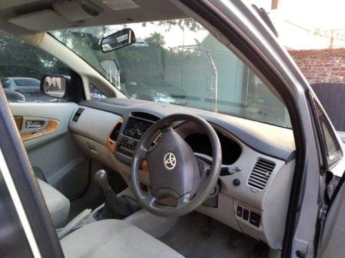 Used 2011 Toyota Innova MT for sale in Faridabad