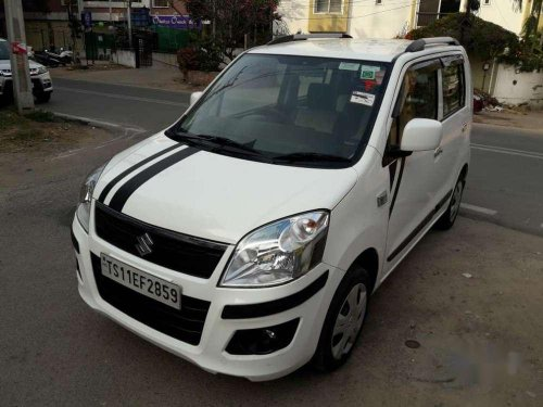 Used Maruti Suzuki Wagon R 2015 MT for sale in Hyderabad -6