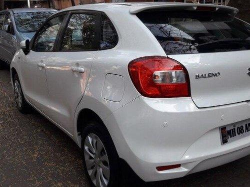 Used Maruti Suzuki Baleno Delta 2017 MT for sale in Mumbai