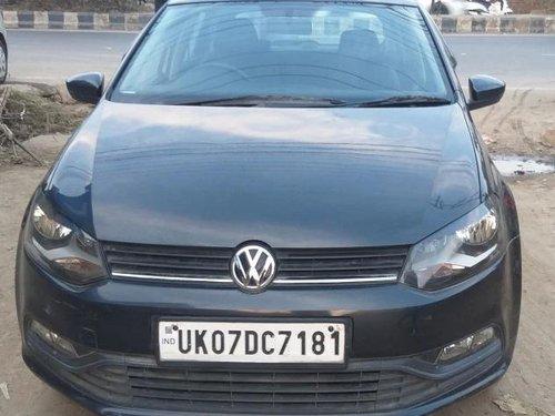 Used Volkswagen Polo 2017 MT for sale in Dehradun
