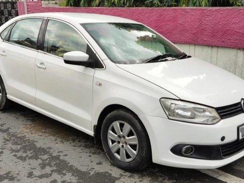 Used Volkswagen Vento 2012 MT for sale in Dehradun