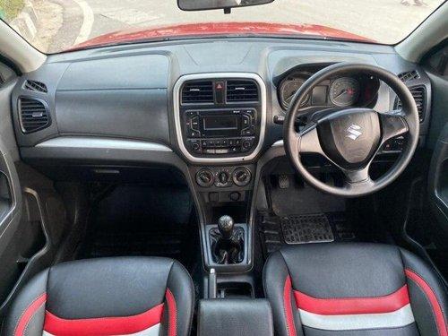 Maruti Suzuki Vitara Brezza LDi 2016 MT for sale in New Delhi