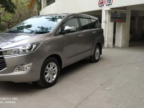Toyota Innova Crysta 2.8 GX AT 2016 AT for sale in Pune