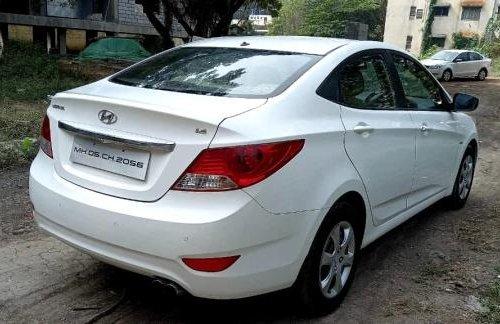 Used Hyundai Verna 1.6 SX 2014 MT for sale in Nashik